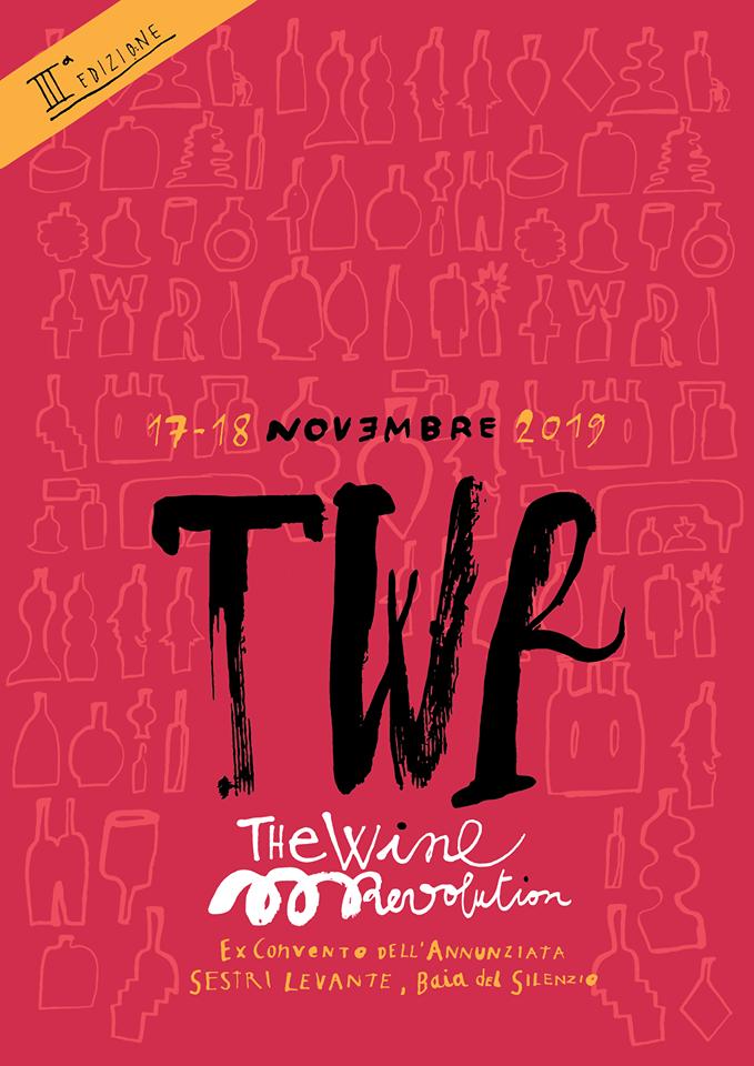 LOCANDINA 2019 The wine revolution